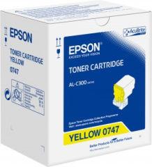 EPSON AL-C300 cartouche de toner jaune capacité standard pack de 1