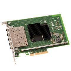 INTEL X710-DA4FHBLK 10GbE Ethernet Server Adapter 4 Ports Direct Attach Dual Port Copper PCIe 3.0