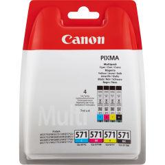 CANON CLI-571 C/M/Y/BK MULTI BL w/o SEC