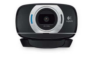 LOGITECH C615 HD Webcam USB black