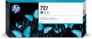 HP 727 300 ml Cartouche d encre Gris
