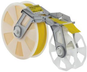 BROTHER MC-PP3YE Ruban adhésif jaune pour Tape Creator 50mm x 300m