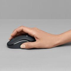 LOGITECH M220 Silent Red - 2.4GHZ - EMEA