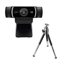 LOGITECH C922 Pro Stream Webcam - USB