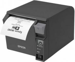 EPSON TM-T70II Noir serie-USB + PS-180