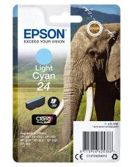 EPSON 24 cartouche encre magenta clair capacité standard 5.1ml 360 pages 1-pack RF-AM blister