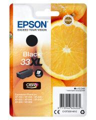 EPSON 33XL Cartouche encre Oranges Claria Premium Noir