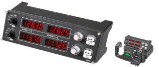 LOGITECH G Saitek Pro Flight Radio Panel - USB - WW