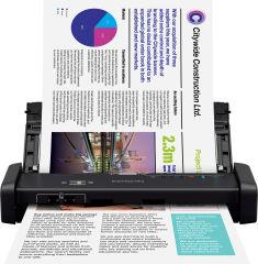EPSON WorkForce DS-310 Scanner compact A4 à défilement