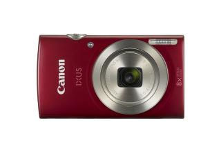CANON Digital Camera IXUS 185 Pack Red