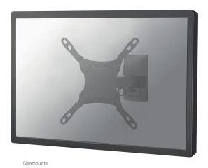 NEWSTAR NeoMounts Flat Screen Wall Mount tilt & turn 10 - 32inch VESA 15kg Black