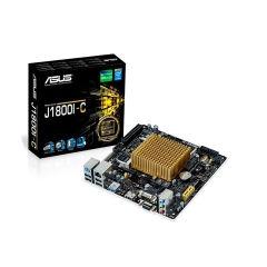 ASUS J1800I-C 1 x D-Sub + 1 x HDMI MiniITX