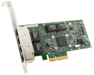 LENOVO ThinkSystem Broadcom NetXtreme PCIe 1Go 4-Port RJ45 Ethernet Adaptateur
