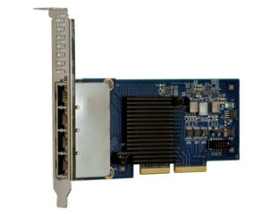 LENOVO ISG ThinkSystem Intel I350-T4 PCIe 1Gb 4-Port RJ45 Ethernet Adapter