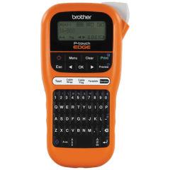 BROTHER PT-E110 Etiqueteuse portable pour les electriciens