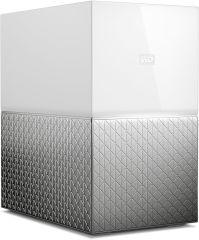 WD My Cloud Home Duo 12TB NAS 2xHDD Mirror Mode 1,4GHz QuadCore processor 1GB DDR3L RAM USB3.0 External RTL