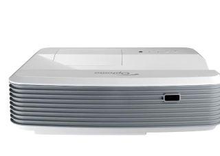 OPTOMA W319USTire- interactif à stylet - WXGA 1280x800 - 3500 L - 18 000:1 - 0 27:1- 2 VGA/2 HDMI -RJ45- USB -HP 16W 3ans site