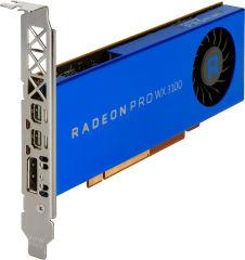 HP Radeon Pro WX 3100 4Go Graphics