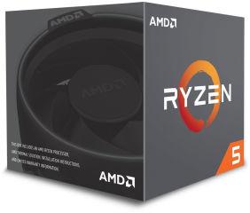 AMD Ryzen 5 2600 AM4 6C/12T 3.9GHz 19Mo 65W