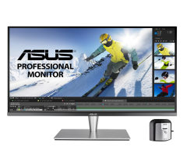 ASUS MON PA32UC-K 32inch IPS 4K UHD 5ms 3840x2160 16:9 Speaker HDMI DP Thunderbolt
