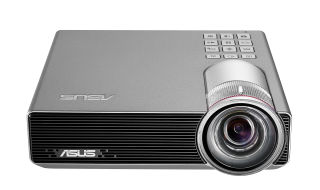 ASUS P3E Portable LED Projector/ WXGA 1280x800/ 800 lumens/ HDMI/ MHL/VGA port/ built-in speaker/ up to 200 inch