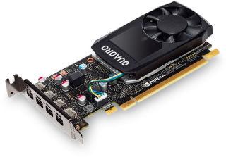 PNY Quadro P620 DVI 2GB GDDR5 128bit PCI EXPRESS 3.0 x16 2.0 Low Profile single SLot