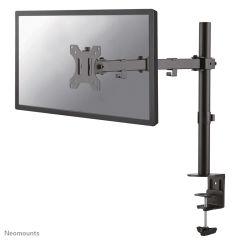 NEWSTAR Flat Screen Desk Mount clamp/grommet 10-32inch Black