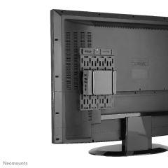 NEWSTAR Mediaplayer Mount for mounting on wall, VESA or TV bracket Black