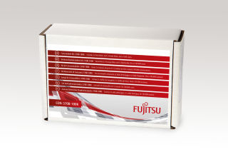 FUJITSU Includes 2x Pick Rollers and 1x Brake Roller Estimated Life Up to 100K scans