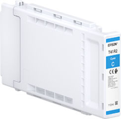 EPSON Singlepack UltraChrome XD2 T41R240 Cyan 110ml