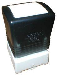BROTHER PACK DE 6 PR2020B INK PAD 20 X 20 MM BLACK