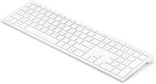 HP Pavilion Wireless Keyboard 600 White FR