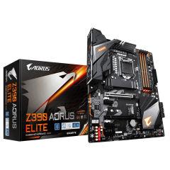 GIGABYTE Z390 AORUS ELITE Mainboard Intel LGA1151v2 Socket 4x DDr4 6x PCI-E HDMI 2x M.2 Slot ATX