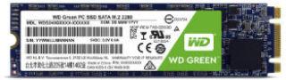 WD Green SSD 480Go SATA III 6Go/s M.2 2280
