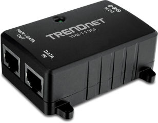 TRENDNET - Gigabit Power over Ethernet PoE Injector (P)