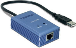 TRENDNET - USB to 10/100Mbps Adaptateur (P)