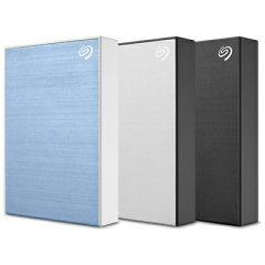 SEAGATE BackupPlus Portable 4TB HDD USB 3.0 / USB 2.0 compatible with Windows and MAC silver