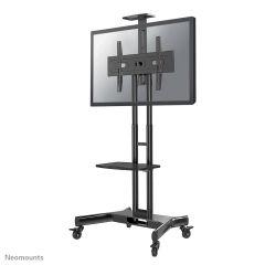 NEWSTAR NeoMounts NM-M1700BLACK Mobile Monitor/TV Floor Stand 32-75inch 45kg VESA600x400 black Trolley