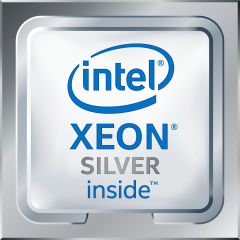LENOVO ThinkSystem SR530/SR570/SR630 Intel Xeon Silver 4210 10C 85W 2.2GHz Processor Option Kit w/o FAN