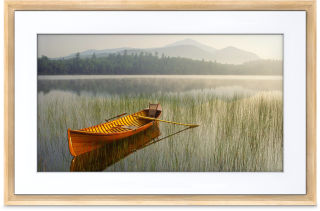 NETGEAR MEURAL 55cm 21.5p canvas light wood frame