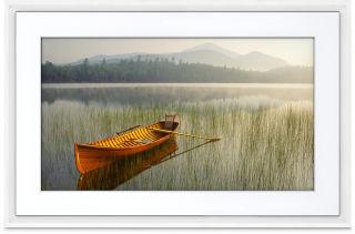 NETGEAR MEURAL 55cm 21.5p canvas white wood frame