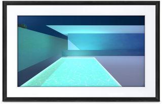NETGEAR Meural Canvas II MC327 - Cadre numérique - RAM 2 Go - flash 8 Go - 27 - 1920 x 1080 - noir