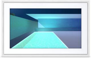 NETGEAR MEURAL 69cm 27p canvas white frame