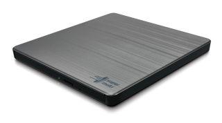 HLDS GP60 Graveur de DVD externe ultra compact USB2.0 argent