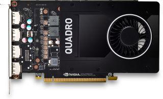 HP NVIDIA Quadro P2200 5Go 4DP GFX