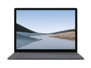 MS Surface Laptop 3 Intel Core i5-1035G7 13.5p 8Go 256Go Comm SC German Austria/Germany Hdwr Commercial Platinum Fabric