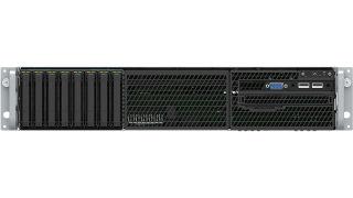 INTEL Server Barebone R2208WFQZSR S2600WFQR 1x 1300W PSU 2x PCIe ricer card bracket 2x 3-slot PCI riser card 1x 2-slot LP PCIe riser