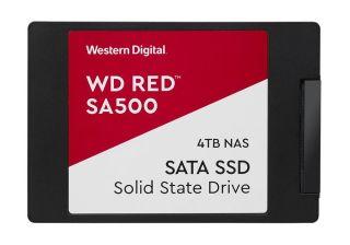 WD Red SSD SA500 NAS 4To 2.5p SATA III 6 Go/s bulk