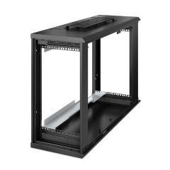 APC NetShelter WX 6U Vertical Wallmount Edge Enclosure 230V Fans
