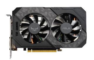 ASUS GEFORCE TUF-GTX1650S-4G-GAMING VGA NVIDIA GeForce GTX 1650 SUPER GDDR6 4Go. DVI HDMI Display Port